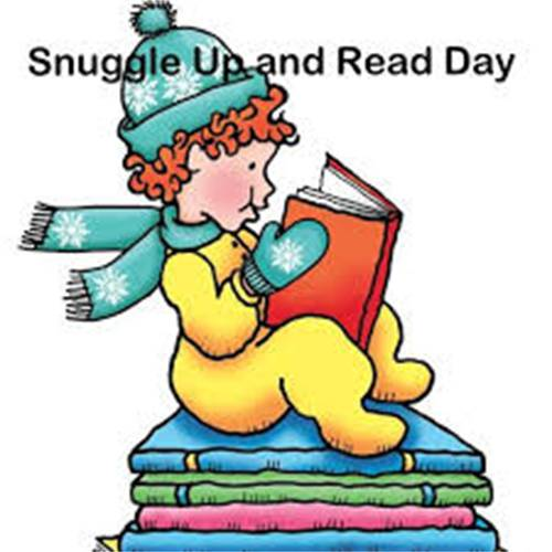 Snuggle Up and Read Day at St.Gabriel School